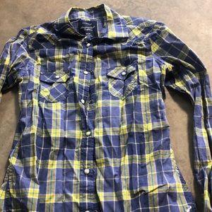 America Eagle button down shirt